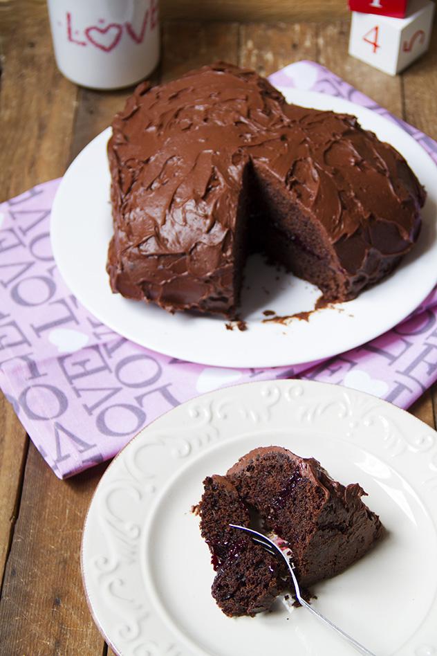 torta al cioccolato e frutti di bosco_06