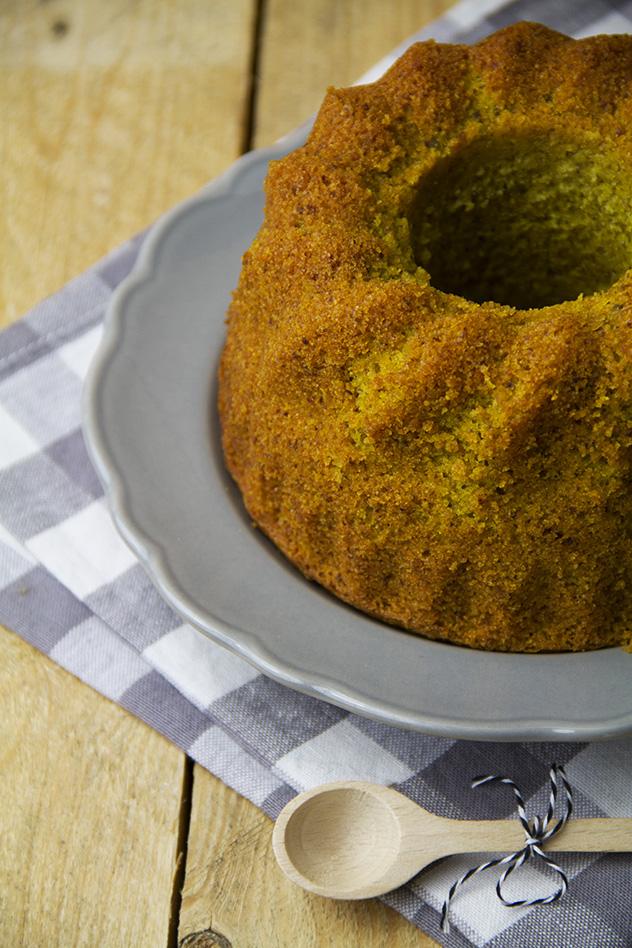 Ciambella al pistacchio e farina di mais_02