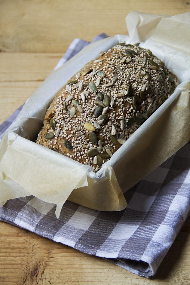 Pane con farina di miglio, quinoa e amaranto_01