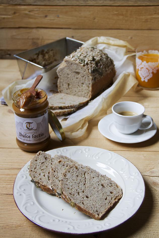Pane con farina di miglio, quinoa e amaranto_04