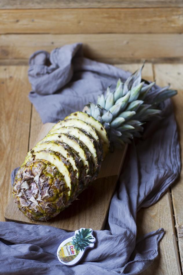 Ananas grigliato con gelato al cocco_03