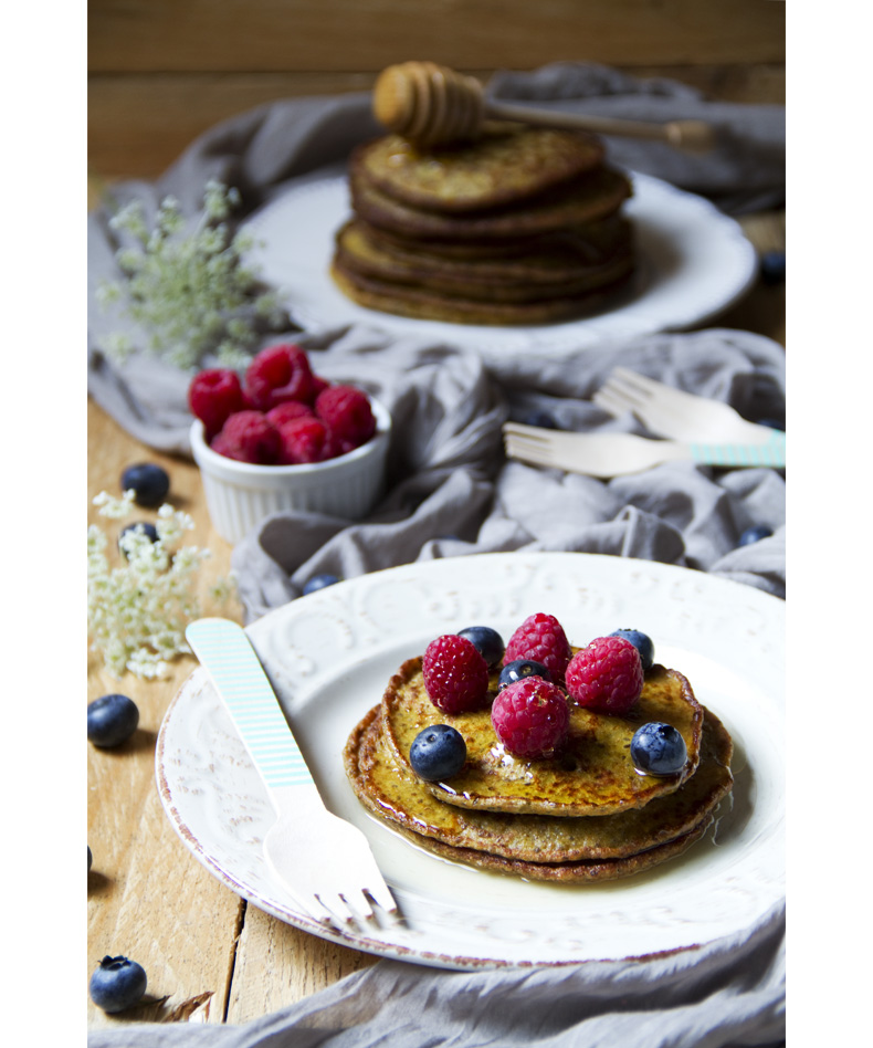 pancakes chia