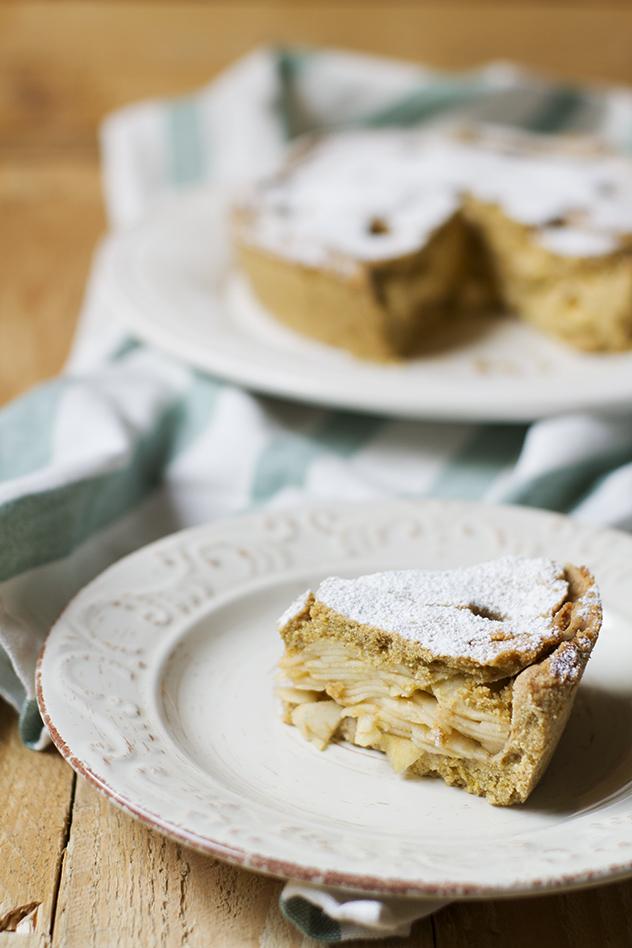 torta di mele gluten lactose free_06