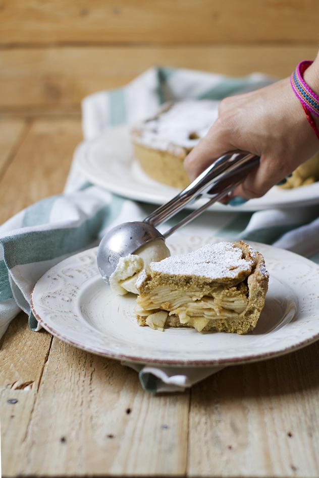 torta di mele gluten lactose free_07