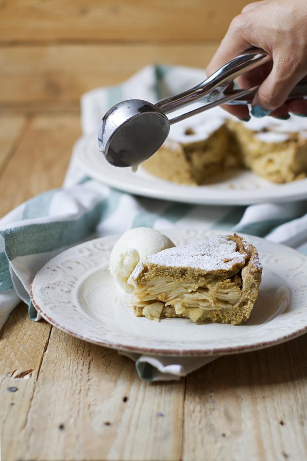 torta di mele gluten lactose free_08