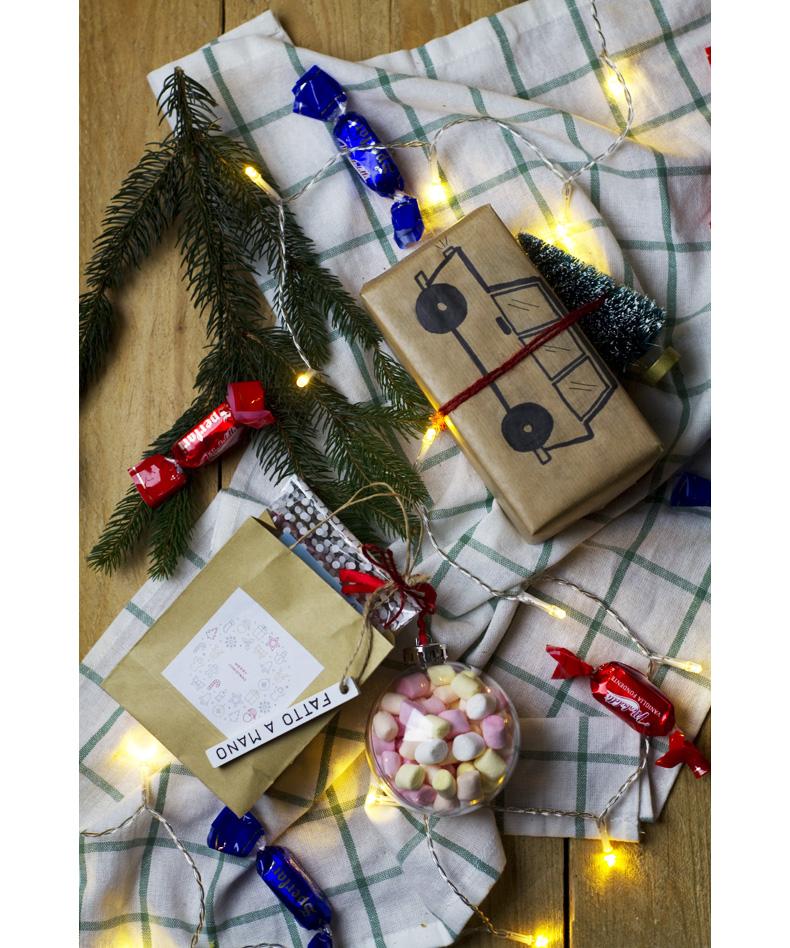 Pacchetti natalizi fai da te col cavolo for Pacchetti garage fai da te