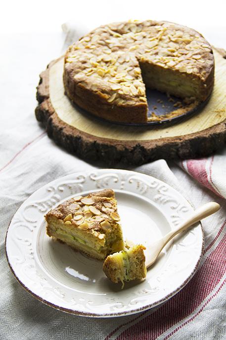 torta di mele (e zucchine)