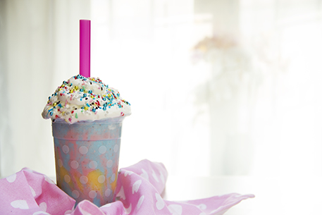 unicorn smoothie healthy