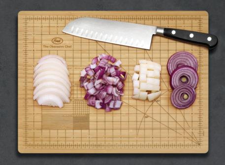 accessori cucina - tagliere di precisione - dottor gadget