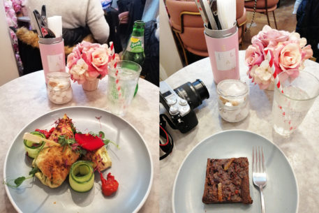 Dove mangiare a Londra - Èlan cafè
