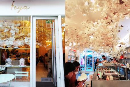 Dove mangiare a Londra - Feya