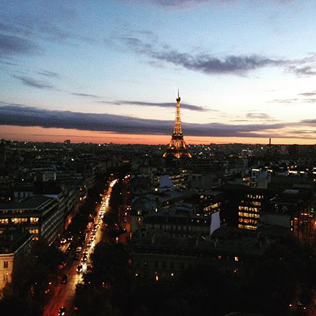 Viaggio a Parigi - la belle ville de l'amour