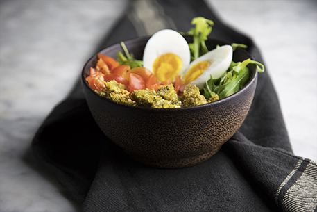 bowl vegetariana #10minutisimangia