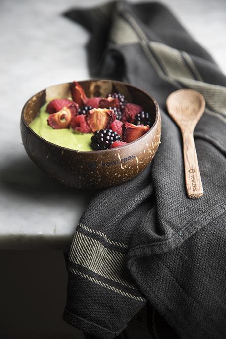 Spuntino post workout - La smoothie bowl verde