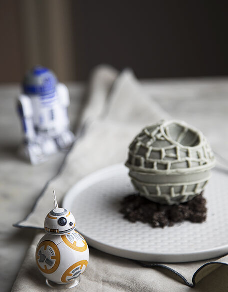 Star Wars day la morte nera (da mangiare)