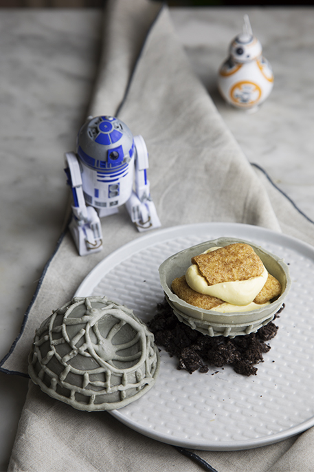 Star Wars day la morte nera (da mangiare)