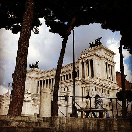 Roma a piedi, un tour nella capitale - Capitolo 1 - Vittoriano
