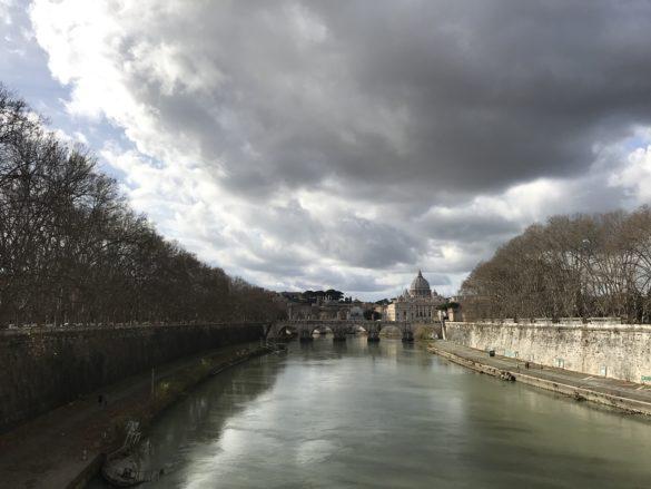 Visitare Roma a piedi