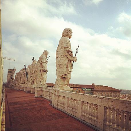 Visitare Roma a piedi, un tour nella capitale - capitolo2