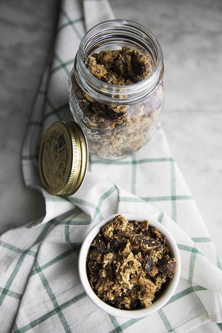 Granola croccante - la ricetta definitiva
