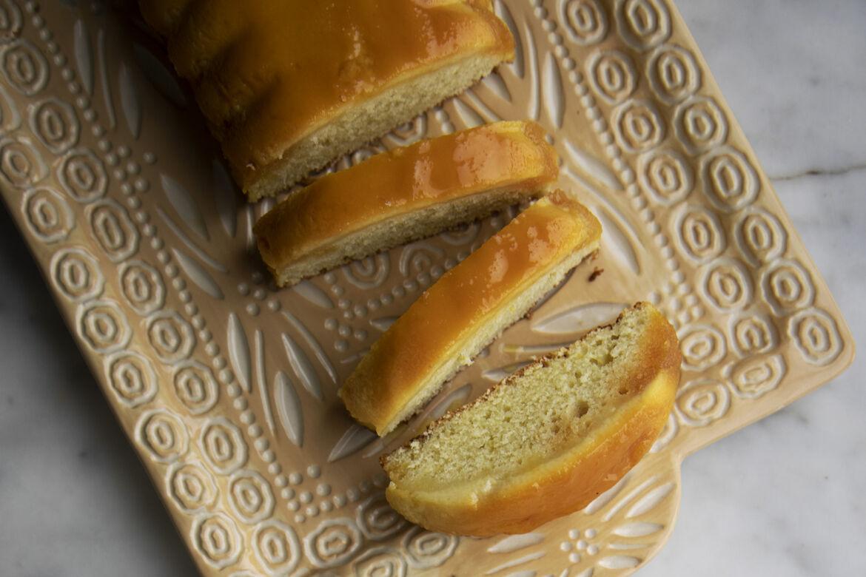 Torta creme caramel all'arancia soffice e golosa
