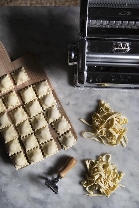 Pasta fresca senza glutine fatta in casa