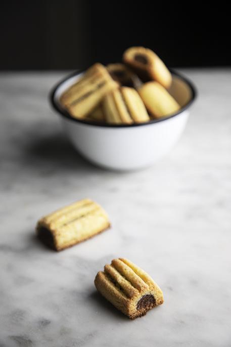 Biscotti nascondini come quelli del Mulino Bianco