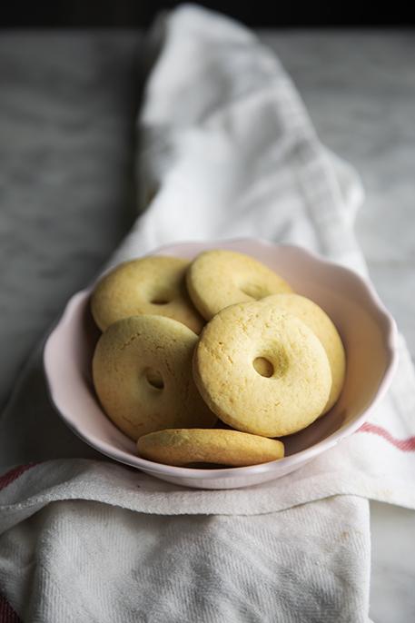 Biscotti alla panna per la colazione