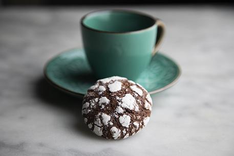 Crinkles cookies al cacao